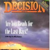Cover Print of Decision, September 1995