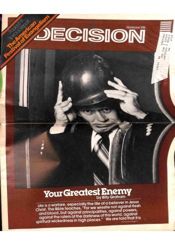 Decision, November 1981