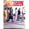 Decision Magazine, September 1987