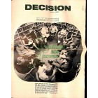 Cover Print of Decision, March 1969