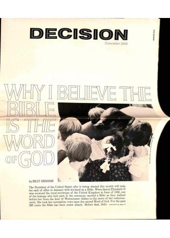 Decision, November 1968