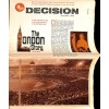 Cover Print of Decision, September 1966