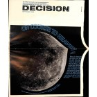 Cover Print of Decision, September 1969