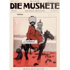 Die Muskete, March 13, 1913. Poster Print.