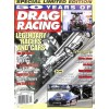 Cover Print of Drag Racing, August 30 1999