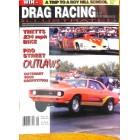 Drag Racing Illustrated, April 1995