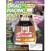 Cover Print of Drag Racing, July 1990