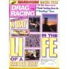 Cover Print of Drag Racing, June 1990