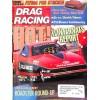 Cover Print of Drag Racing, May 1990