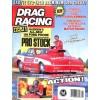 Cover Print of Drag Racing, November 1988