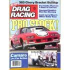 Cover Print of Drag Racing, September 1984