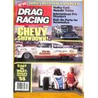 Cover Print of Drag Racing, September 1985