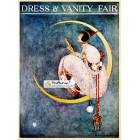 Dress and Vanity Fair, October, 1913. Poster Print.