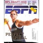 Cover Print of ESPN, April 19 2010