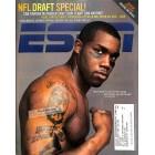 Cover Print of ESPN, April 21 2008