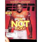 Cover Print of ESPN, April 25 2005
