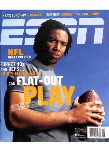 ESPN, April 26 2004