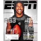 Cover Print of ESPN, April 30 2012