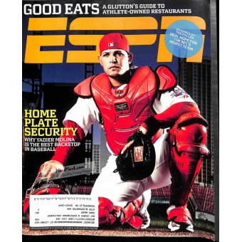 Cover Print of ESPN, August 10 2009