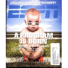 Cover Print of ESPN, August 23 2010