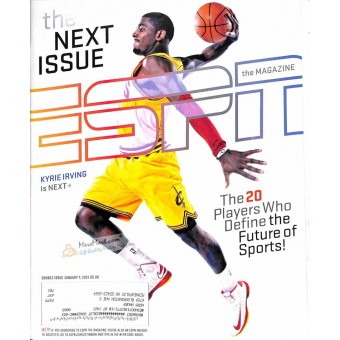 Cover Print of ESPN, January 7 2013