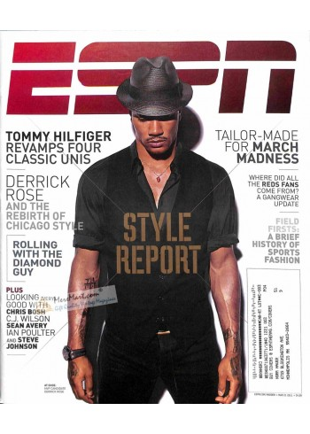 Cover Print of ESPN, March 21 2011
