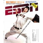 Cover Print of ESPN, March 9 2009