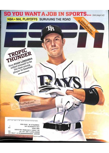 Cover Print of ESPN, May 18 2009