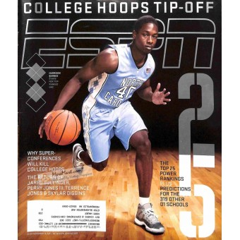 Cover Print of ESPN, November 14 2011