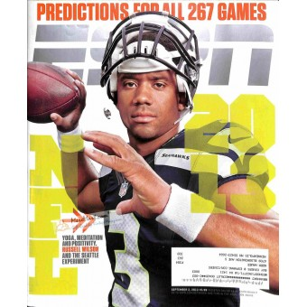 Cover Print of ESPN, September 2 2013