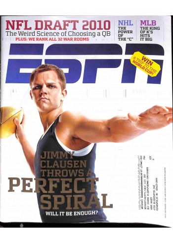 ESPN, April 19 2010