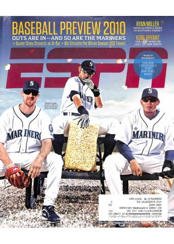 ESPN, April 5 2010