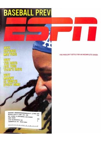ESPN, April 6 2009