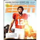 ESPN, August 22 2011