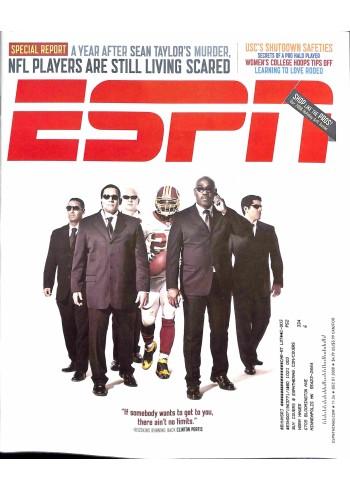 ESPN, December 1 2008