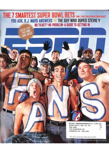 ESPN, February 11 2008