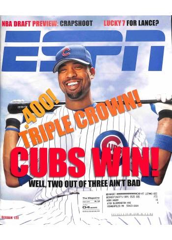 ESPN, July 4 2005