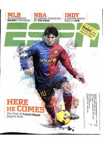 ESPN, June 1 2009