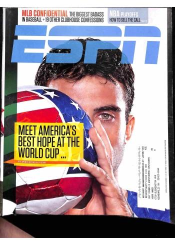 ESPN, May 17 2010