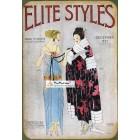 Elite Styles, December, 1922. Poster Print.