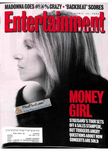 Cover Print of Entertainment Weekly, April 15 1994