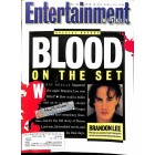 Cover Print of Entertainment Weekly, April 16 1993