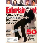 Cover Print of Entertainment Weekly, April 18 1997