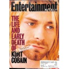 Cover Print of Entertainment Weekly, April 22 1994