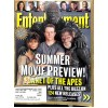 Cover Print of Entertainment Weekly, April 27 2001