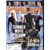 Cover Print of Entertainment Weekly, April 28 2000