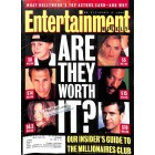 Cover Print of Entertainment Weekly, April 8 1994
