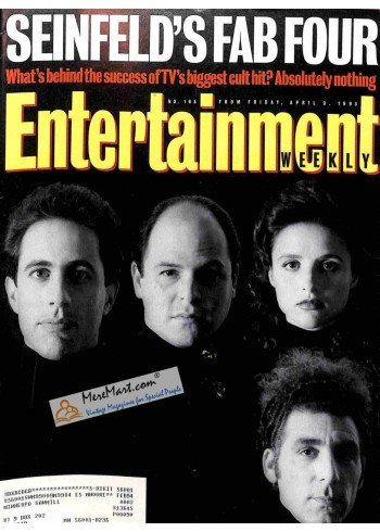 Entertainment Weekly, April 9 1993