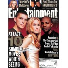 Cover Print of Entertainment Weekly, August 10 2001