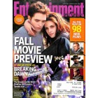 Cover Print of Entertainment Weekly, August 17 2012